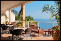 מלון קיסר טבריה הנוף