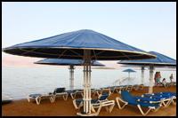 חוף הים מלון דניאל ים המלח