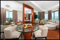 מלון דניאל ים המלח סוויטות
