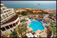 מלון דניאל ים המלח הבריכה