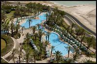 מלון דיוויד ים המלח הבריכה