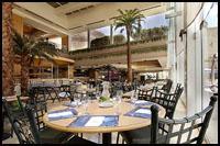 מלון דיוויד ים המלח חדר אוכל