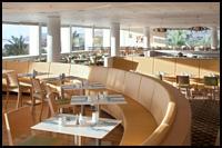 מלון גנים ים המלח חדר אוכל
