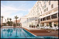 מלון גנים ים המלח הבריכה