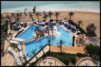 מלון קראון פלאזה בים המלח