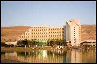 מלון לאונרדו קלאב ים המלח המלון מהים