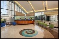 מלון אואזיס לובי